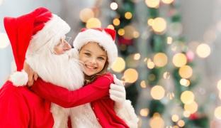 30 min. Santa Claus & Animator Visit, Special Gifts & Christmas Treats
