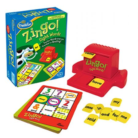 Think Fun Zingo! Sight Words