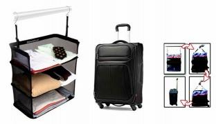 Shelves To Go Portable Travel Closet