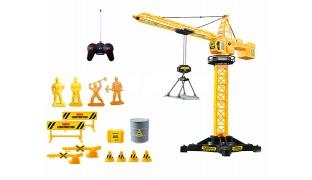 Radio control 6 channel Tower Crane Toy