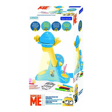 NEW BOY Despicable Me Drawing Projector