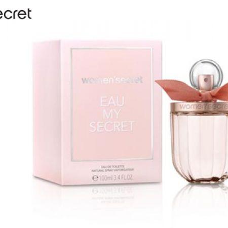 Women's Secret Eau My Secret Eau De Toilette For Women 100 ml