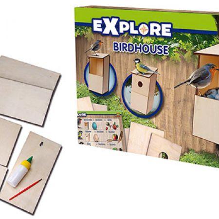 SES Creative Explore Birdhouse