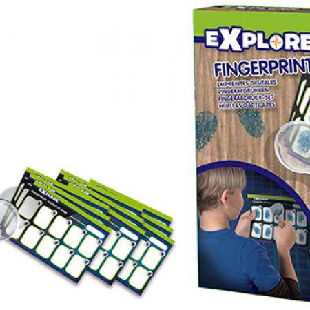SES Creative Explore Fingerprints