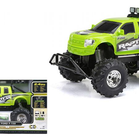 New Bright 1:10 Radio Control Charger Truck