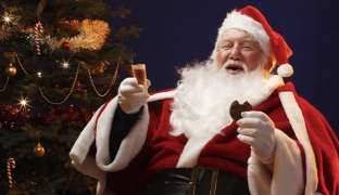 15-20 min. Santa Claus, Mrs. Claus, Elf & Snowman Visit