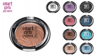 Smart Girls Get More Eyeshadow Mono Pearl - 101