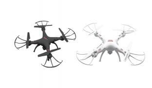 Vision Drone Wifi Camera-White