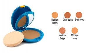 Shiseido UV Protective Compact Foundation SPF30 - SP40 Medium Ochre