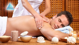 60 min. Deep Tissue Physiotherapy Massage With Crystal Therapy