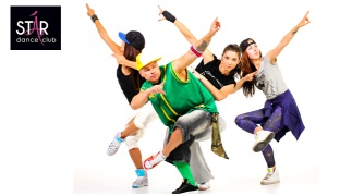 1-Month Hip Hop Classes For Teens & Adults