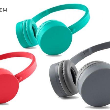 9464fbc3ed9 Energy Sistem Headphones BT1 Bluetooth - Graphite - Makhsoom