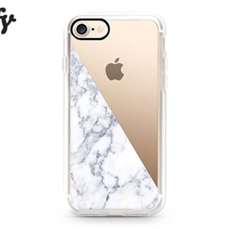 newest ecff4 5a39a Casetify Marble Side Phone Case