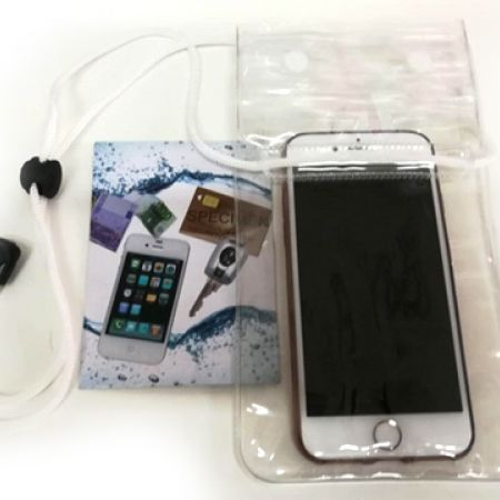 Transparent Waterproof Phone Pouch