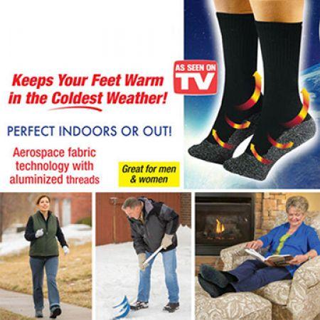 35° Below Ultimate Super Soft Comfort Socks One Pair