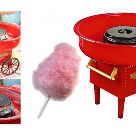 Carnival Cotton Candy Maker 500 W