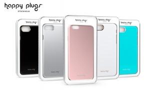 Happy Plugs Slim Case For iPhone 7 - Black