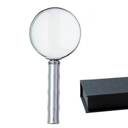 Cerruti 1881 Magnifier Bamboo Silver