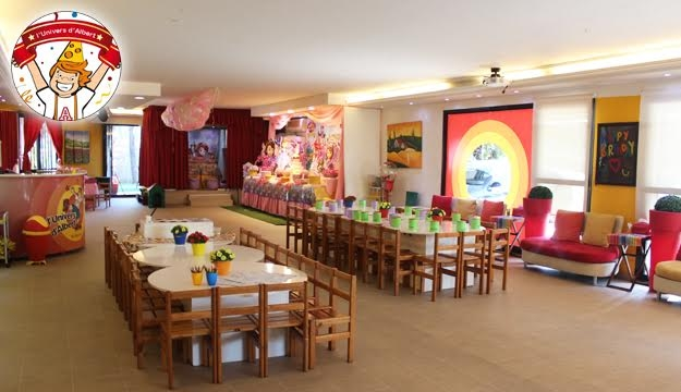 2-Hours Birthday Party Package For 20 Kids