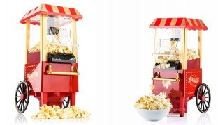 Popcorn Machine Movie Time Without Oil