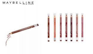 Maybelline New York Color Sensational Lip Liner - 132 Sweet Pink