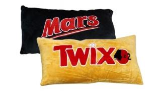 Soft Cushion Chocolates Pillow 45 x 25 cm - Mars