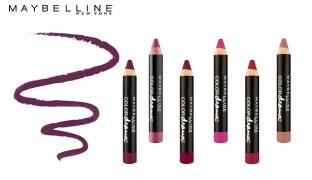 Maybelline New York Color Sensational Drama Lip Pencil - 110 Pink So Chic