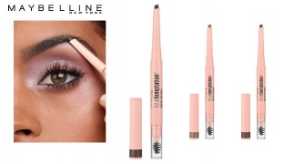 Maybelline New York Total Temptation Eyebrow Definer Pencil - 110 Soft Brown