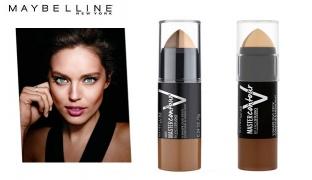 Maybelline New York Face Studio Master Contour V-Shape Duo Stick - 2 Medium