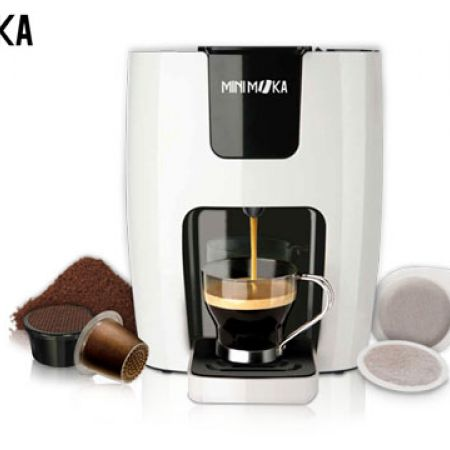 Minimoka CM-2185 4 in 1 Espresso Machine 19bar 0.6 L 1200 W