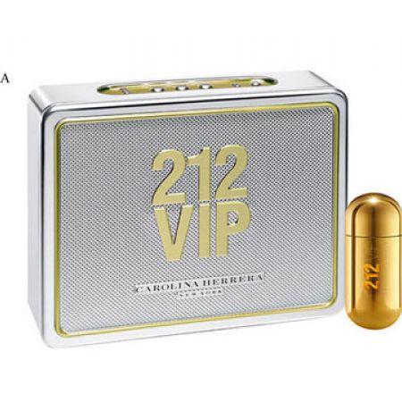 Carolina Herrera Gift Set 212 VIP Women Eau De Parfum 50 ml & Body Lotion 75 ml 2 Pcs For Women