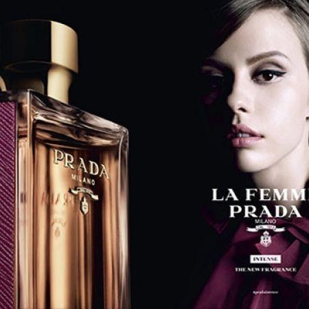 Prada La Femme Intense Eau De Parfum For Women - 50 ml - Makhsoom 1a7c74b33c03