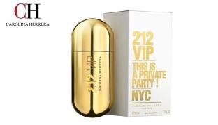 Carolina Herrera 212 Vip NYC Eau De Parfum For Women - 50 ml