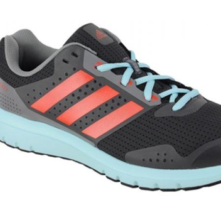 adidas sport duramo 7 m b33553 grigio rosso & scarpe blu per gli uomini dimensioni