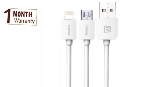 Remax Safe Charge Speed Data Cable 1000 mm - For iPhone