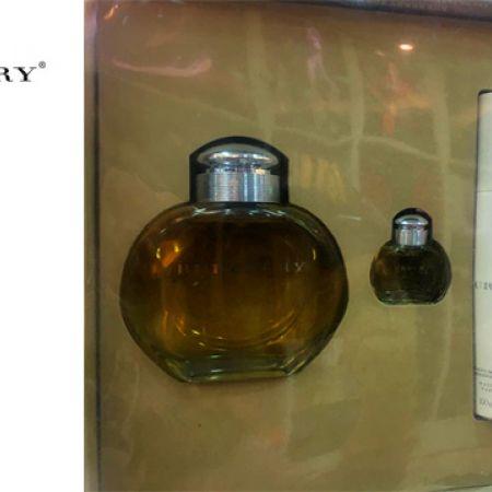 Burberry My Burberry 3 Pcs Gift Set EDP 100 ml Deodorant Spray 150 ml & Miniature Parfum For Women