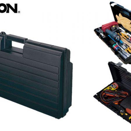 "Stack-On Black Vehicle Road Box 19 x 11 x 4.5"""