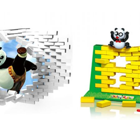 Wall Panda Game