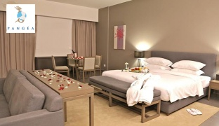 1-Night Stay For Two in a Standard Mountain View Room
