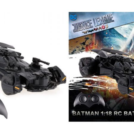 Justice League RC Batmobile Car 2.4G 1/18