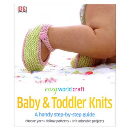 Easy World Craft: Baby & Toddler Knits