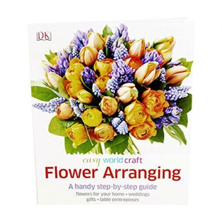 Easy World Craft: Flower Arranging