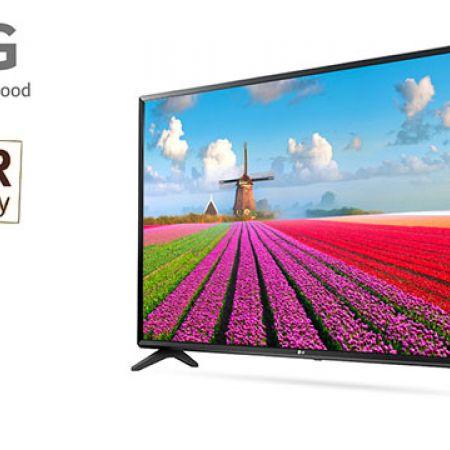 e1bdfcbedbd1 LG Smart LED Full HD TV 43 Inch With Built-In HD Receiver 43LJ550V -  Makhsoom