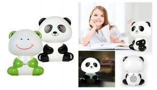 Mini USB Portable Speaker With Led Light - Panda