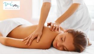 50 min. Full Body Oil Massage