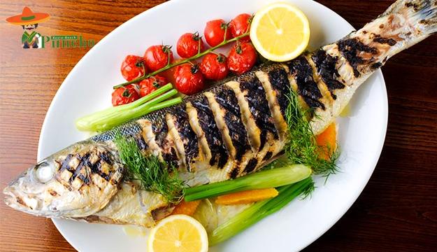 Seafood & Lebanese Cuisine Off The Menu