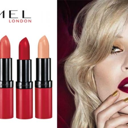Rimmel London Kate Moss Lasting Finish Rossetto - Clear a