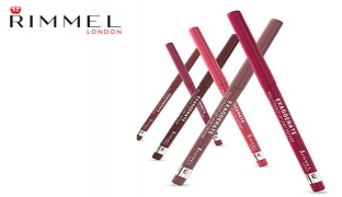 7d5caf3dad0 Rimmel Exaggerate Automatic Lip Liner - 024 Red Diva