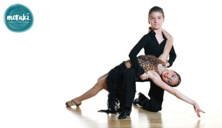 1-Month Salsa Classes For Kids