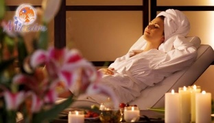 1-Hour & 40 min. Deluxe Spa Package